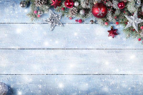 Feiern Sie mit uns Weihnachten