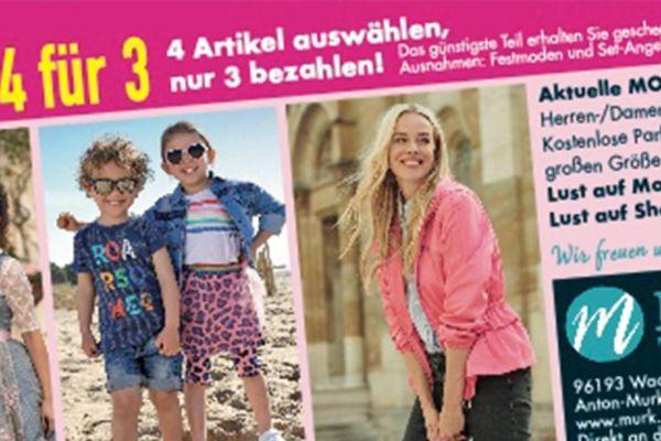 4 FÜR 3 AKTION